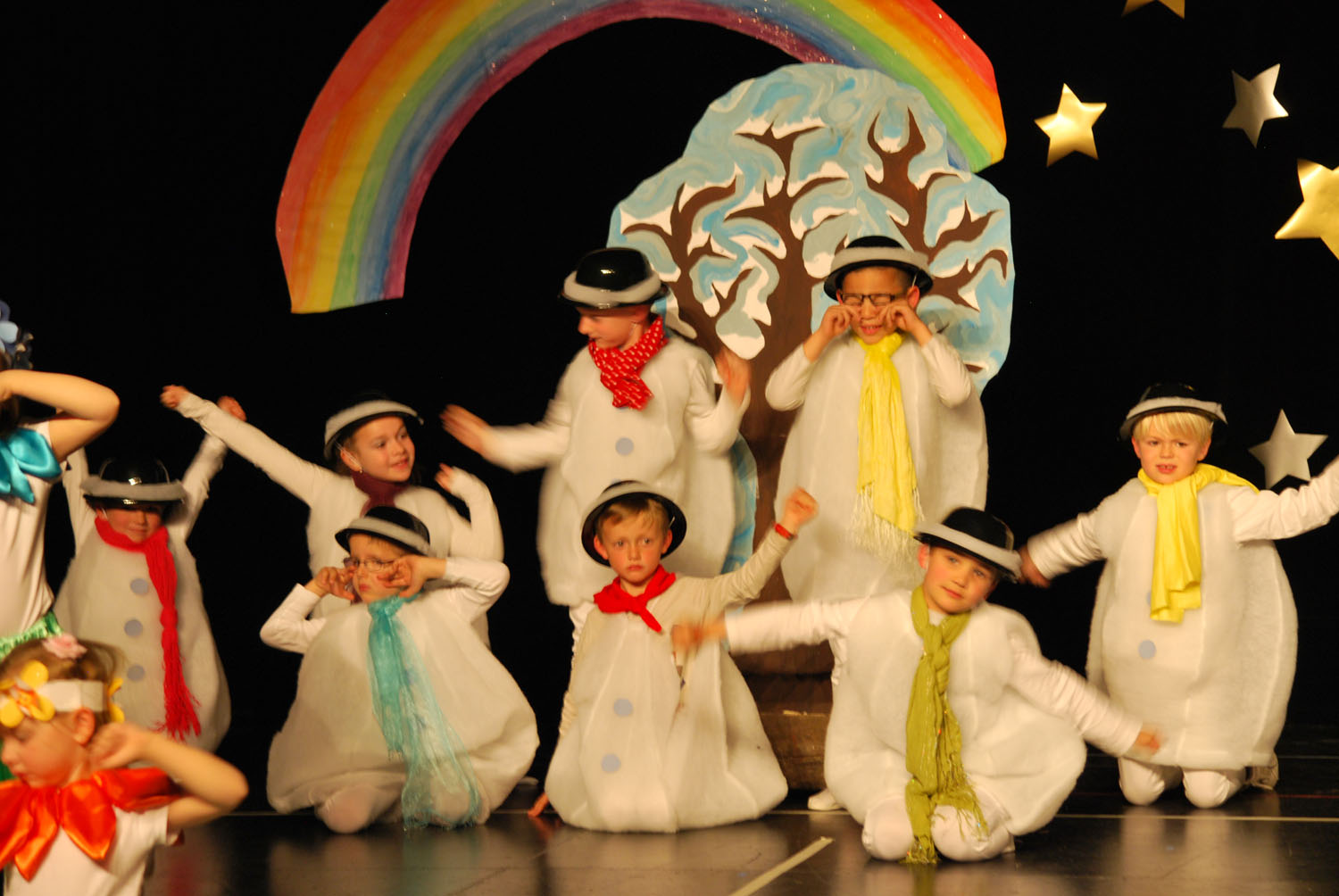 Spectacle Maternelle 2013